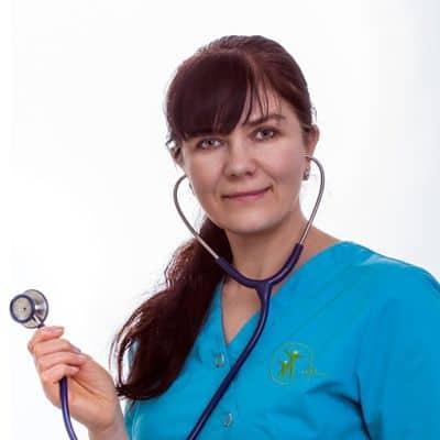 Hausärztin Svetlana Peys