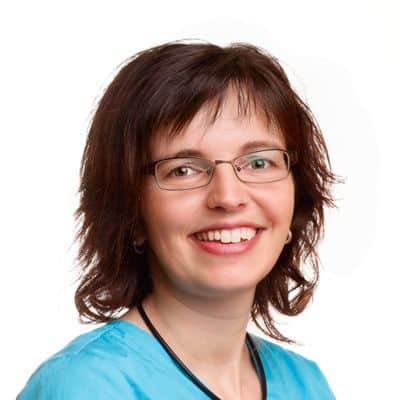 Ilona Lang: zahnmedizinische Fachangestellte