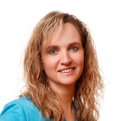 Mirjam Flaig: Gesundheits- und Krankenpflegerin