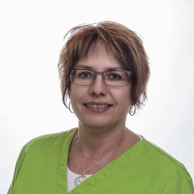 Andrea Moosmann Praxismanagerin Hardt Medizinische Fachangestellte